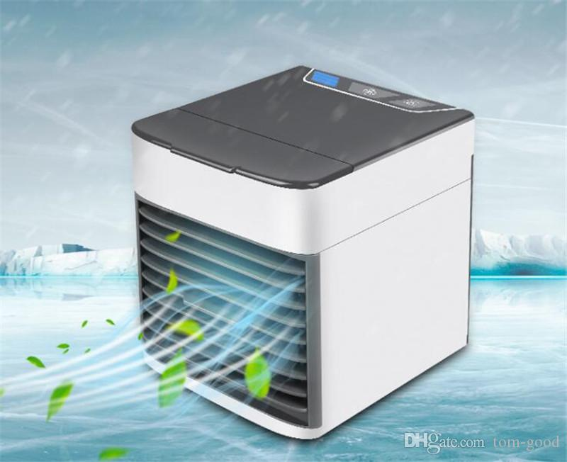 Mini Air Conditioner Cooler Portable Summer Space Cooling Artic Fan Humidifier