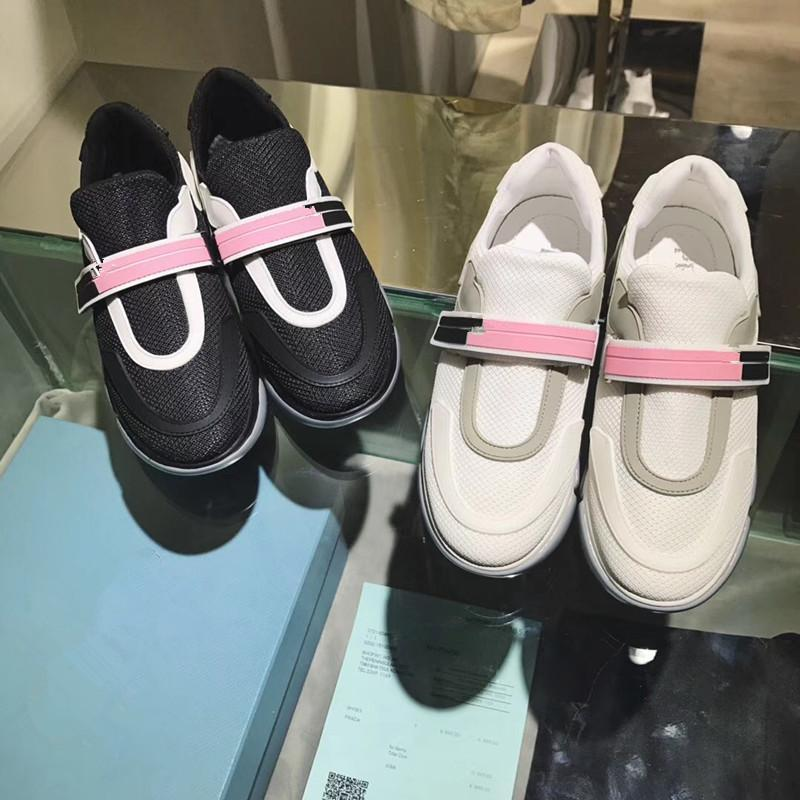 casual Cloudbust shoes 18SS high quality unisex authentic leather fashion mesh comfortable and wearable not wear foot tren 7hhfe