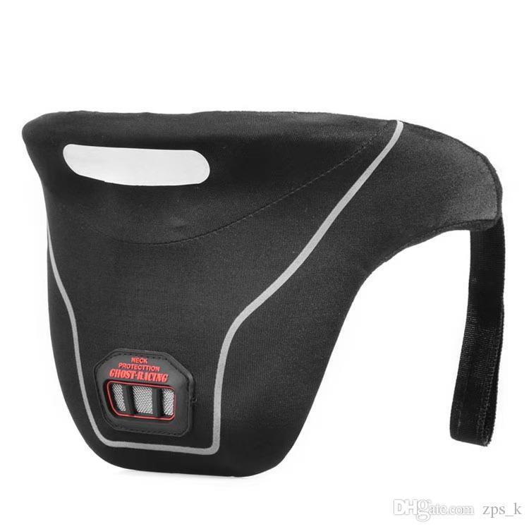 Nuevo exterior protectora motocross carreras de locomotora neck001 Gear Knight montar protectora