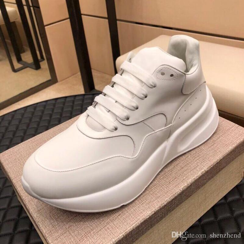 Neue Ankunfts-Maxi-Runner Herrenschuhe Hohe Qualität Leichte Art Chunky Turnschuhe Lace-up Sport Herrenschuhe Herren Luxus Marken Schuhe