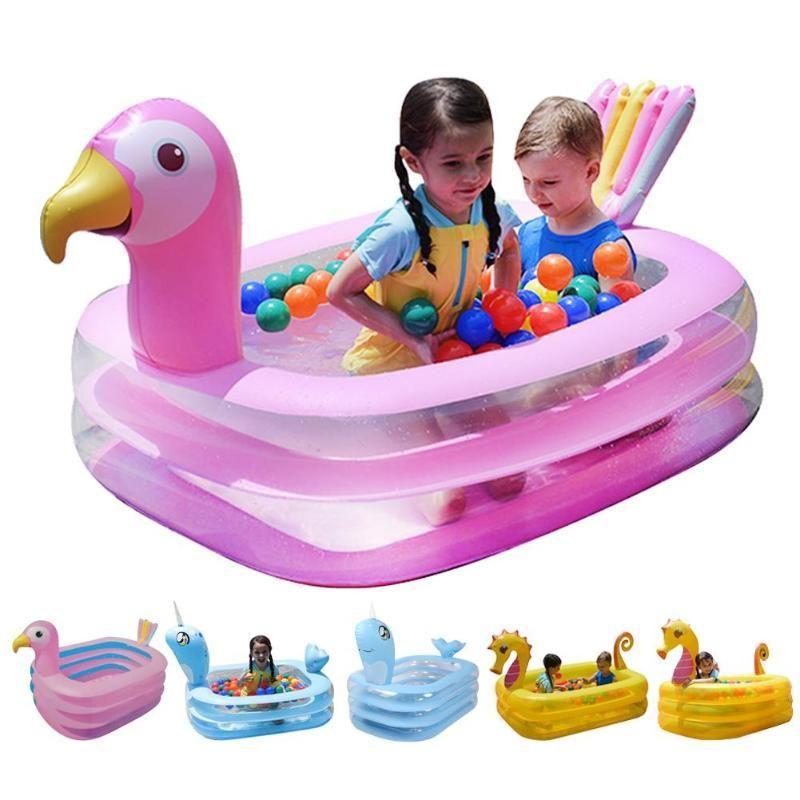 Indoor e Outdoor piscina gonfiabile Splashing Ocean Ball Pool Nuoto ispessite estate del bambino