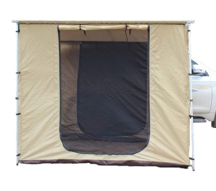 4x4 Acessórios Motorhome RV Car Side ARB Toldo quarto Roof Top Tent 2X3M - Toldo + Casa Tent