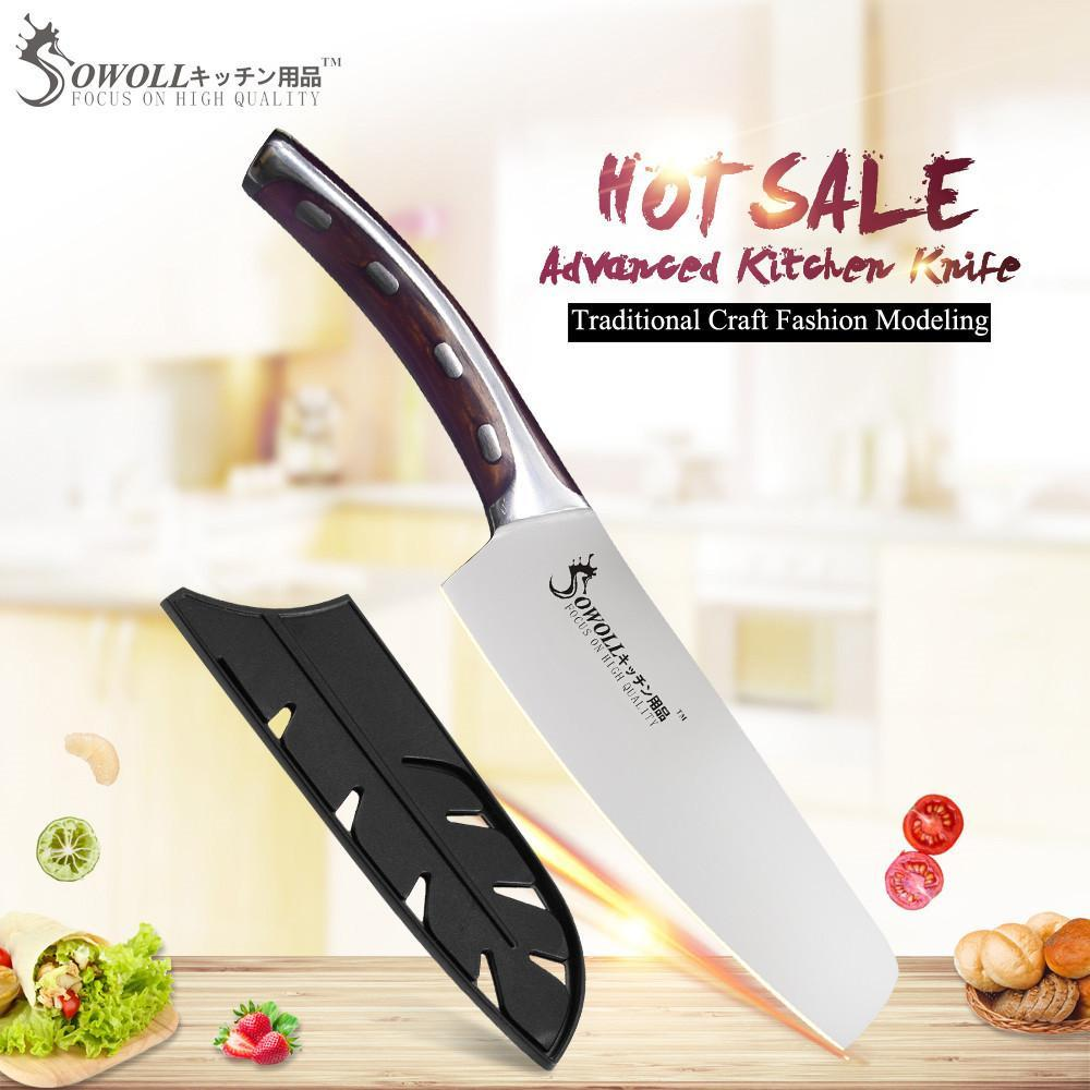 Brand 4cr14mov Stainless Steel Blade Single 6 Chef Knife Resin Fibre Handle Kitchen Knife Unique Design Cooking Tools Best Brand For Kitchen Knives Best Brand Kitchen Knives From China Smoke 15 8 Dhgate Com