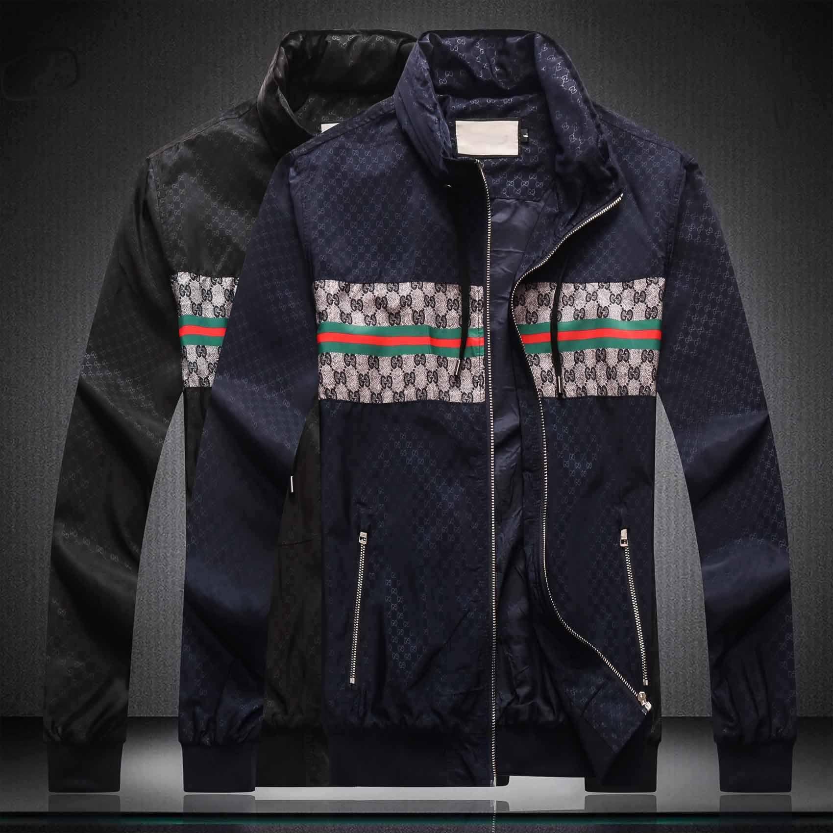 Mens Designer-Jacke mit Kapuze Frühlings-Herbst-Marke Zipper Windbreaker Letters Druck für Männer und Frauen Luxus-Mantel-Jacke