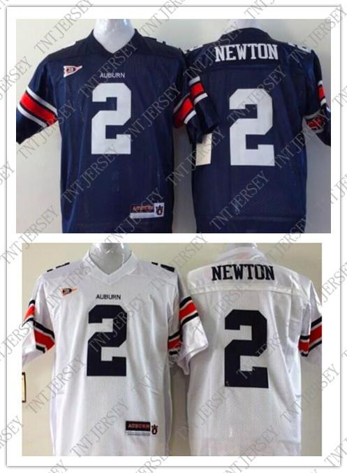innovative design cb6f9 58ab6 2019 Cheap Wholesale New Cam Newton Auburn Tigers Football Jersey Sizes S  3XL BLUE WHITE Stitched High Quality From Tntjersey, &Price; | DHgate.Com
