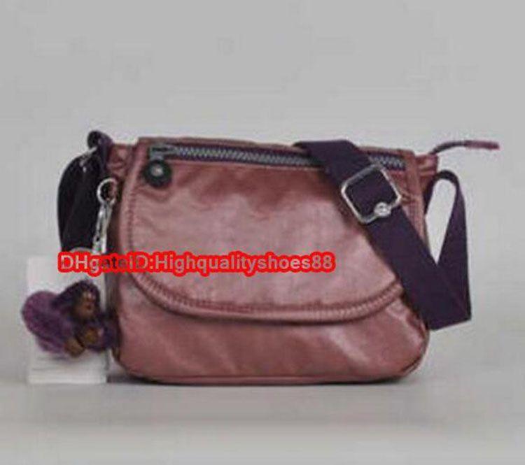 Бельгийская марка kip monkey bag водонепроницаемая нейлоновая женская сумка на ремне, сумка через плечо, школьная сумка, многофункциональная сумка на молнии K7245-1
