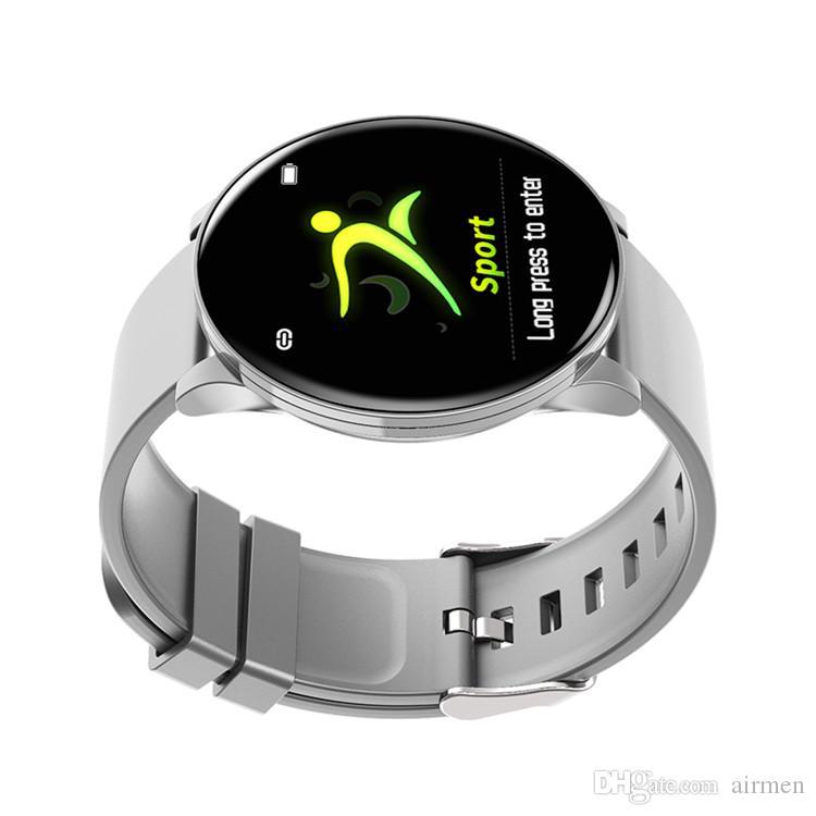 Smart W8 Smart Watches кровяное давление спортивные ставки спортивные новейшие сердца IP67 водонепроницаемый для монитора трекер мужчин Фитнес женщин DHL KID WATC MRHK