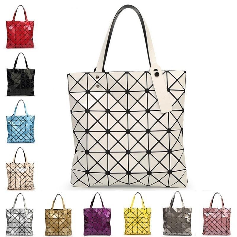 Designer-Ladies Bags BaoBao Handbags Bag Geometric Fashion Casual Tote Top-handle Bag Shoulder Folded Bao Bao Pearl Plaid Bolsas Women Idhf
