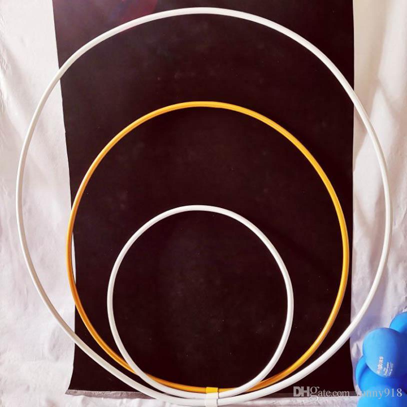 Wedding flower ring frame stage background decoration dream catcher windbell DIY circle