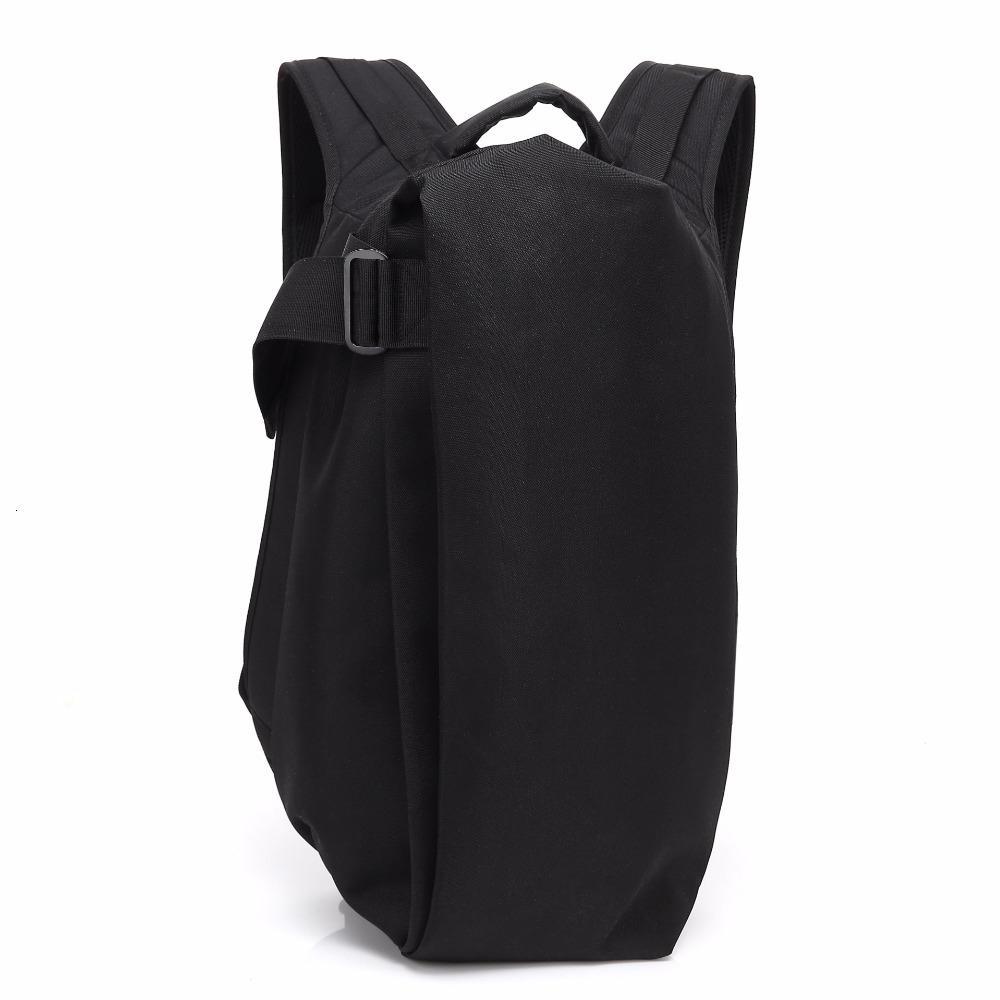 OZUKO Fashion Korean Laptop Rucksack Männer 15.6 Travel Pack Beutel-große Kapazitäts Anti-Diebstahl-Rucksack-Schule-Beutel-beiläufige wasserdicht T190916