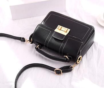 Bag weiblichen 2019 neue wilde kleine quadratische Tasche Schulter diagonal Paket einfache Art und Weise Handtaschen Handtaschen Großhandel