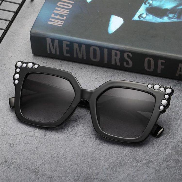 Moda Mulheres Temperamento Sunglasses Personalidade Butterfly Quadro Sol Óculos Anti-UV Espetáculo Óculos Óculos Óculos de Óculos