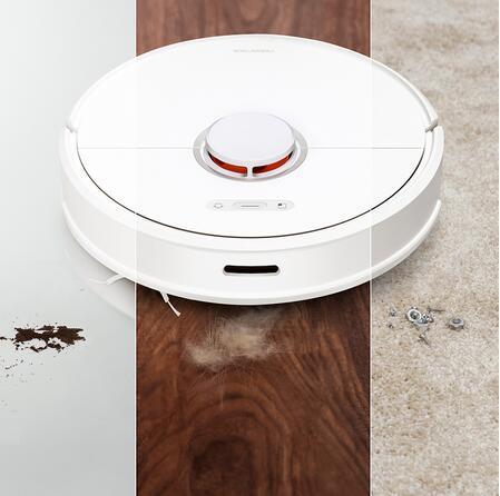 Toz Sterilizasyon Akıllı Plan Tipi AB Plug Süpürme Ücretsiz Kargo Ev Otomatik