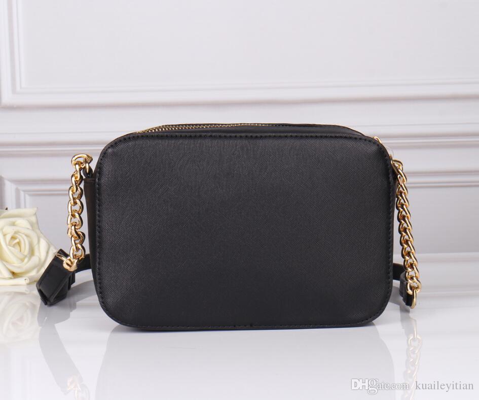 Nuevos bolsos de diseñador de moda Damas Messenger Bolsa Promoción Hombro Casual Cadena pequeña Bolsa cuadrada Bolsas cosméticas