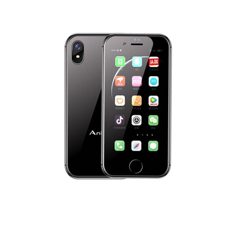 الأصلي مصغرة الهاتف الذكي android6.0 2.45 بوصة wcdma 3 جرام الهواتف المحمولة مقفلة الطفل الهاتف المحمول wifi gps 5mp كاميرات celulares الهاتف المحمول جوجل متجر 32 جيجابايت tf بطاقة هدية