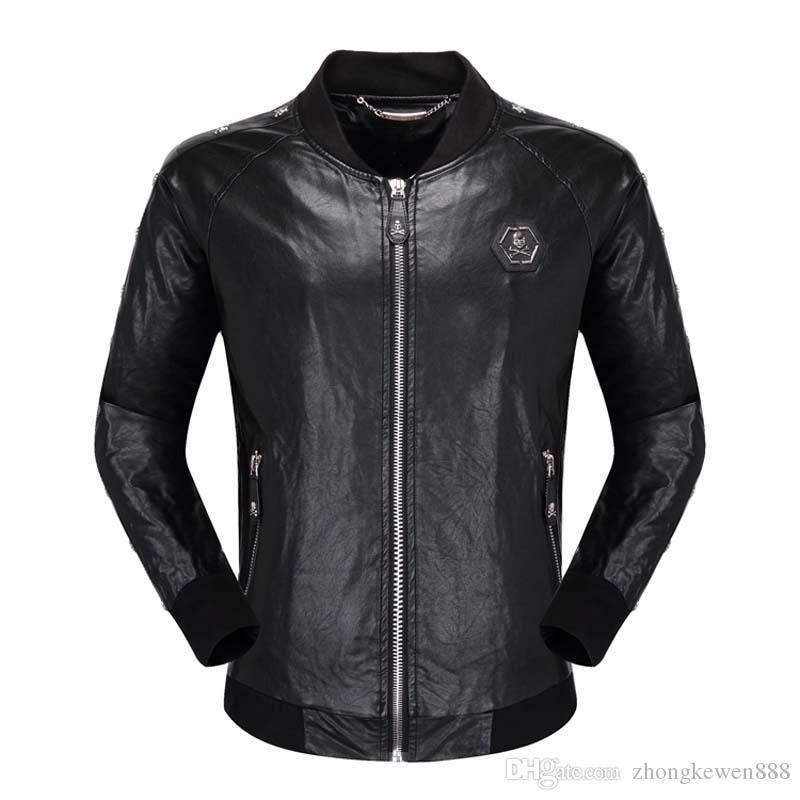 2019 남성 명품 겨울 재킷 비행 파일럿 자켓 스포츠 용 재킷의 일종 대형 겉옷 캐주얼 코트 남성 의류 탑
