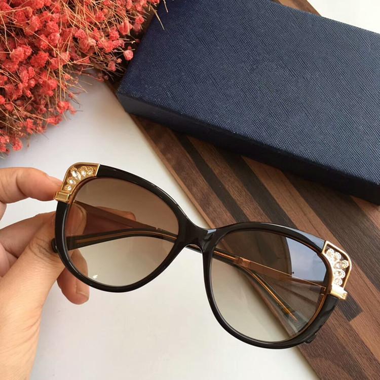 2020 Newarrival SCH233 / S decoração óculos de sol de qualidade-olho de gato gradiente estilo feminino sunglasses56-14-140individual caso full-set
