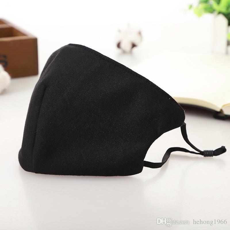 Prueba de frío invierno Mascherines aparato de respiración de la mascarilla Protect Hombres Mujeres Boca Máscara de la venta caliente Multi Función 2 5as H1