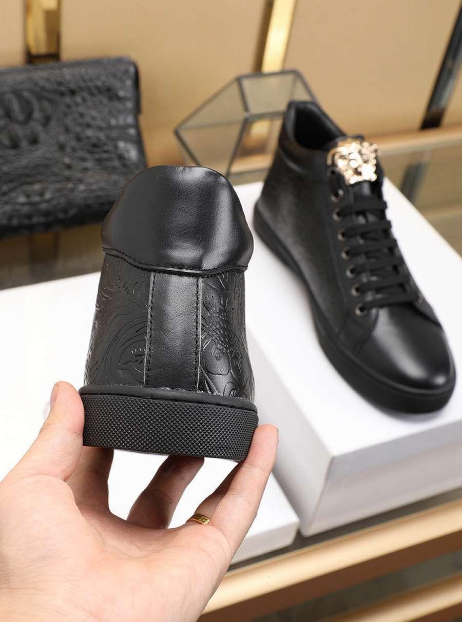 ocasional kaiyi527 MPUN sapatos 2020 novos homens de alta qualidade