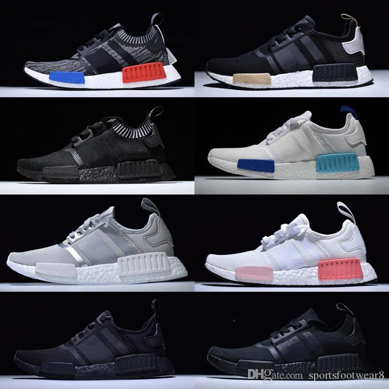 the latest eff02 1f368 2019 2019 NMD XR1 Primekint White Captain America Running Shoes Sports  Designer Sneakers Olive Green Nmds PK Mens Womens Trainers Free Delivery  From ...