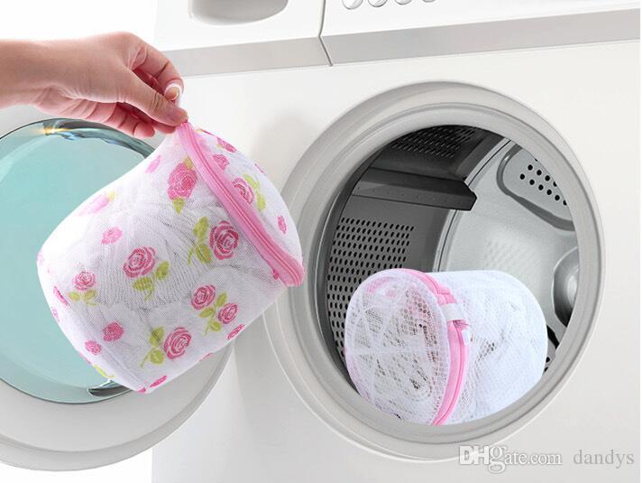 30pcs nouveau pliage soutien-gorge de lavage aide à la lessive Saver Lingerie Sac Wash Bag