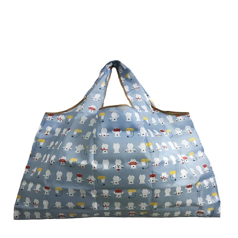 Bolsa Compra многоразовая сумка новый женский складной Shopper сумки дамы многоразовые покупки эко сумка высокое качество популярные T200327