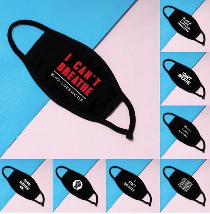 Stokta var! UPS Ücretsiz Kargo Can sıcak koruyucu yüz maskesi kişilik komik maskeler Kişilik maske fy9131 Harf Baskı Maskeler Breathe değil