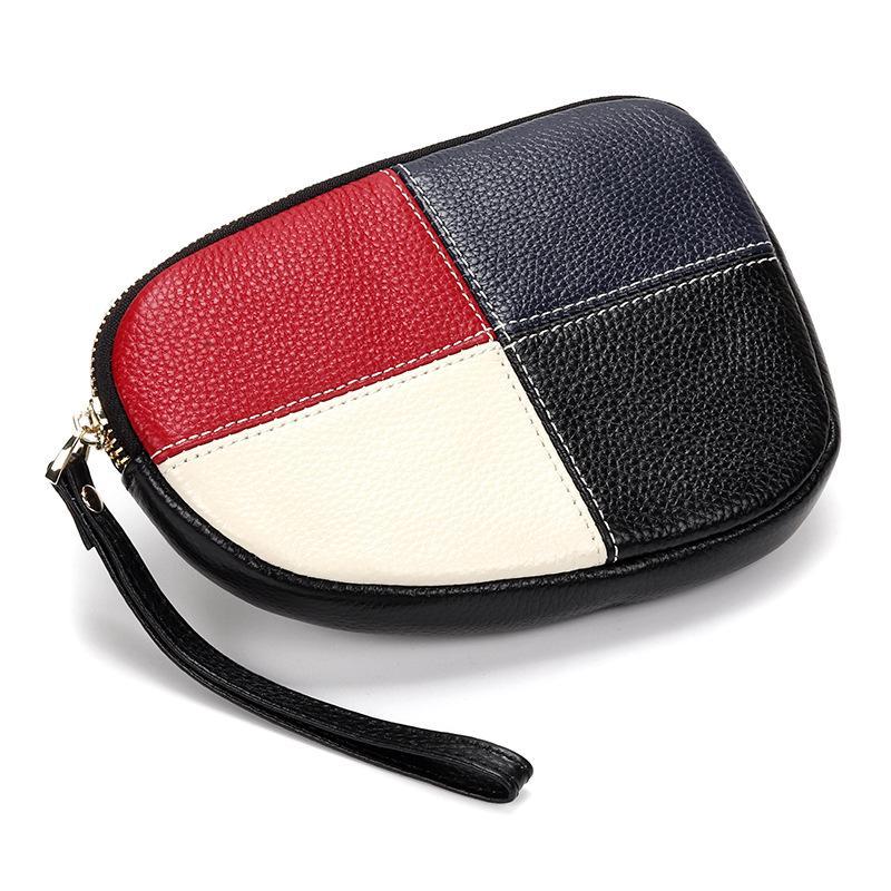 Originali Borse Clutch in pelle per il sacchetto di mano di modo delle donne di denaro Portafogli mobile del partito delle donne sacchetto del telefono frizione borsa e borse