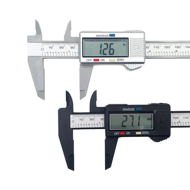 2021 Digital Vernier Calipers 150mm 6inch Lcd Electronic Carbon Fiber Gauge Height Measuring Instruments Micrometer Measuring Tool Digital Ruler From Mutualtrust2018 2 66 Dhgate Com