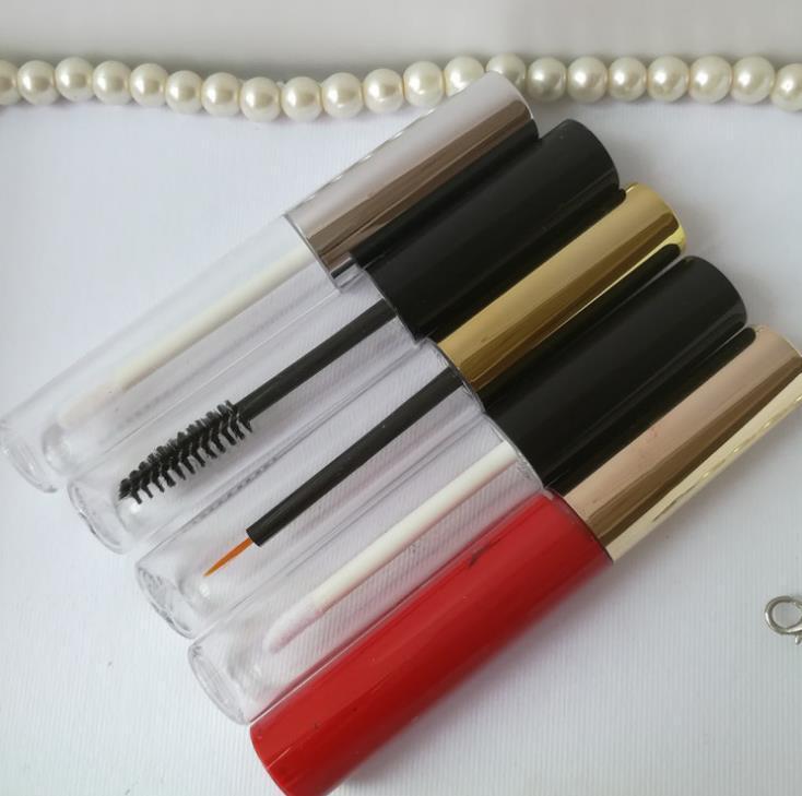 Kozmetik Konteyner Doldurulabilir Eyeliner Kirpik SN3051 Şişeler Ambalaj Chapstick Dudak Dudak Parlatıcı Tüp Maskara Cream Şişe boşaltın 10ml