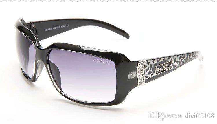 2019Brand verão homens bicicleta óculos de condução de vidro óculos de ciclismo mulheres e homem nice óculos óculos 9 cores A +++ frete grátis