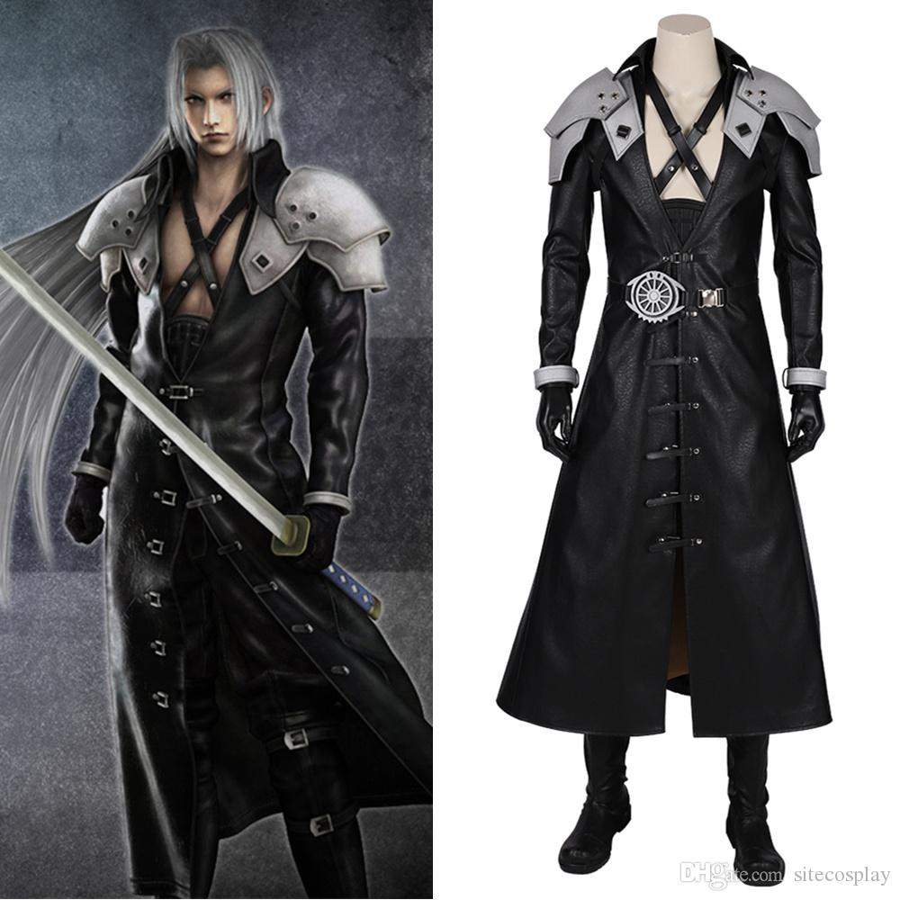 Sitecosplay Final Fantasy Vii 7 Remake Sephiroth Game Halloween Cosplay Costume Adult Men Custom Made Outfits Kids Party Costumes Themes For Halloween
