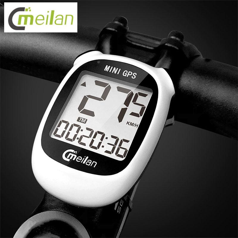 Meilan m3 gps bike computer bike gps speedometer speed altitude dst ride time wireless waterproof dm1 water m1 m2 m4 computer