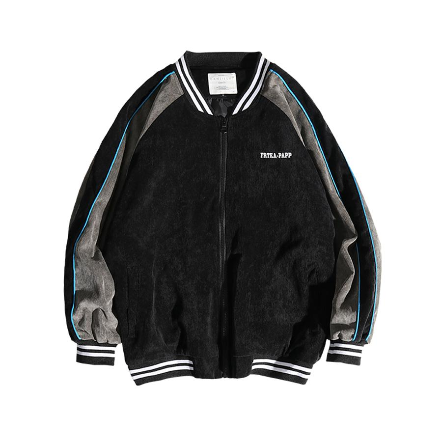 autumn jacket men casual cotton sport korean streetwear hip hop harajuku long coat veste homme mens jackets and coats 50JK039