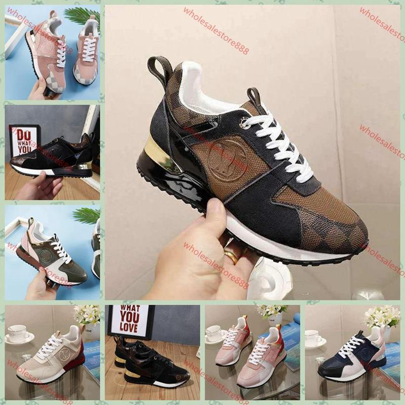 Louis Vuitton Shoes xshfbcl Lüks Tasarımcılar Marka Cloudbust P Nedensel Ayakkabı Womens Sihirli Tie Kayma Platformu Ayakkabı Casual Yürüyüş Tenis Ayakkabıları Sneaker Ayakkabı