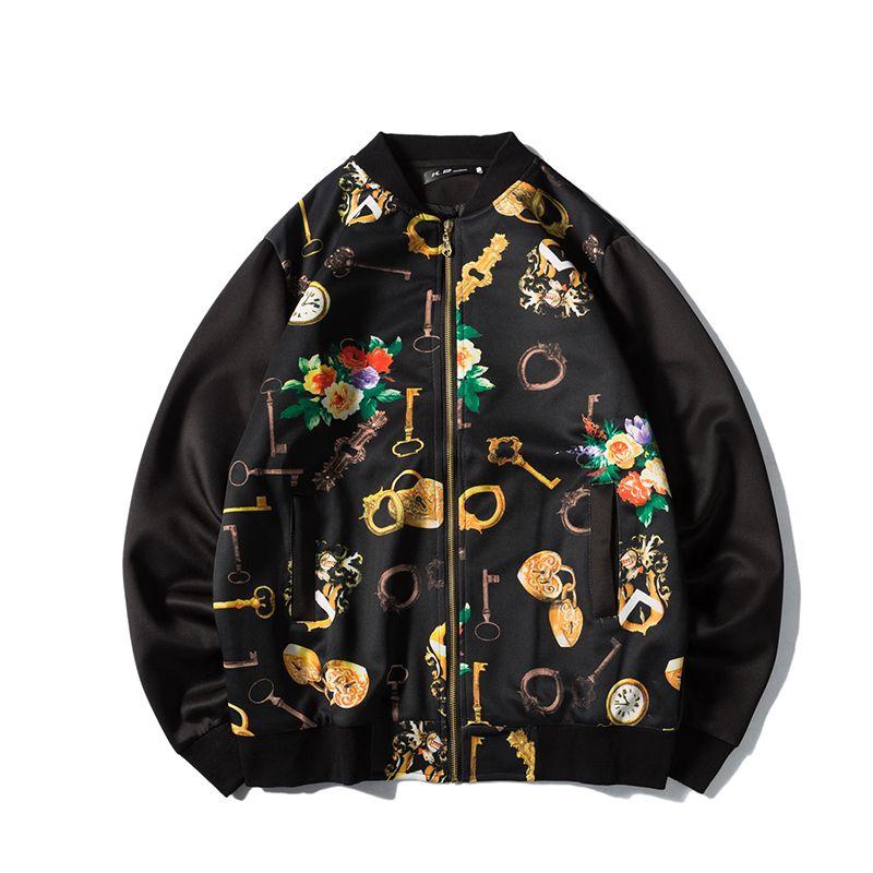 Korean Version Of The Men's Youth Japanese Plain Simple Couple Jacket Men Original Hooded Hip Hop Casual Streetwear Clothes