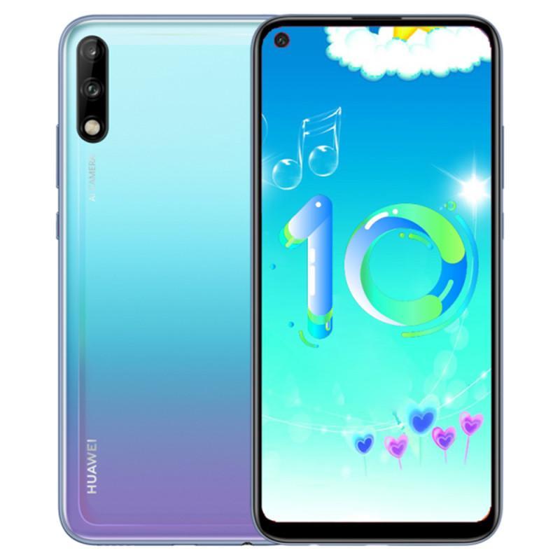 "Original Huawe Enjoy 10 4G LTE Cell Phone 4GB RAM 64GB 128GB ROM Kirin 710F Octa Core Android 6.39"" Full Screen 48.0MP OTG 4000mAh Face ID Smart Mobile Phone"
