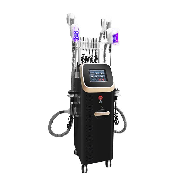 2020 الجديدة متعددة الوظائف عالية الجودة معا العمل الدهون السيلوليت Vcuum Simming آلة الدهون آلة تجميد لتخفيف الوزن التبريد