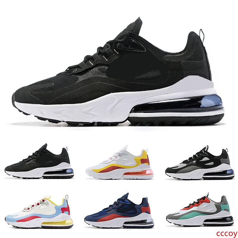 Top React Men Running Shoes White Green Blue Red Mens High Quality Trainer Runner Sports Sneakers des Chaussures