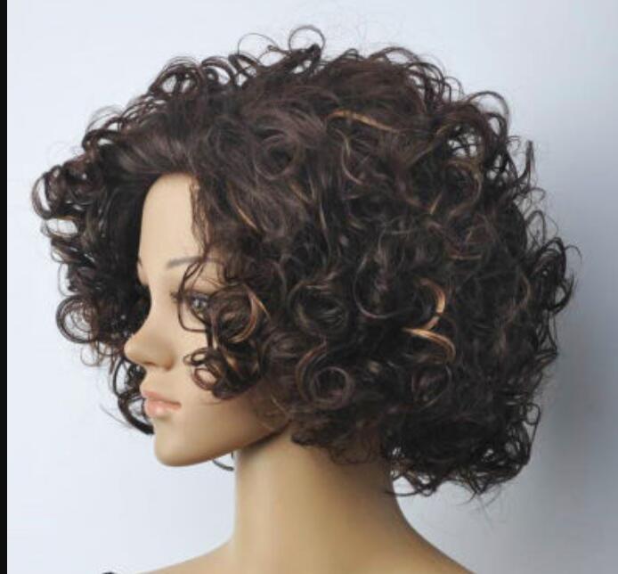 Perruque de cheveux de Perruque de Perruque de Perruque 001904 Perruque