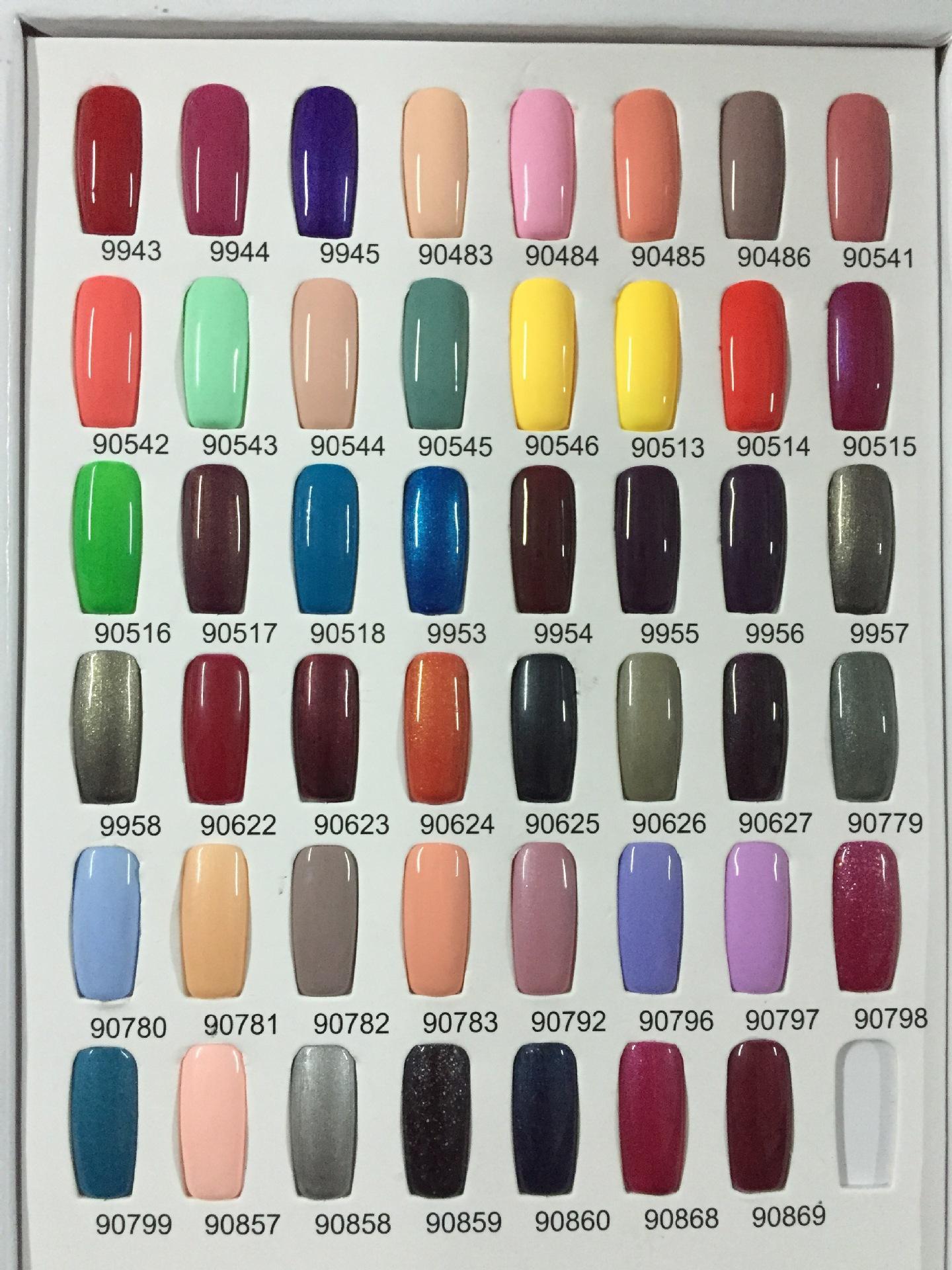 высокое качество оптовое с розы завод клей для ногтей Ting 134 цвет лака для ногтей клей импортированные бренды маникюра