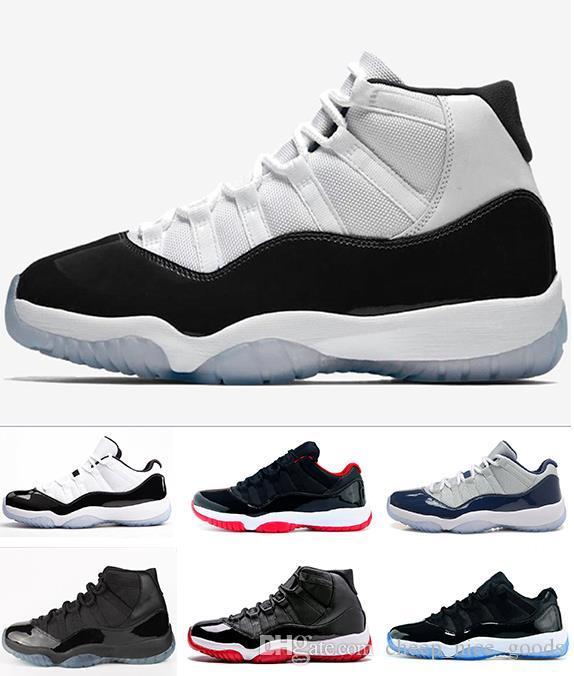 2019 venda quente de basquete Sapatos 11s Corcond Gama Blue Platinum Tint boné e um vestido Space Jam Designer Mens Mulheres Sports Sneakers com caixa