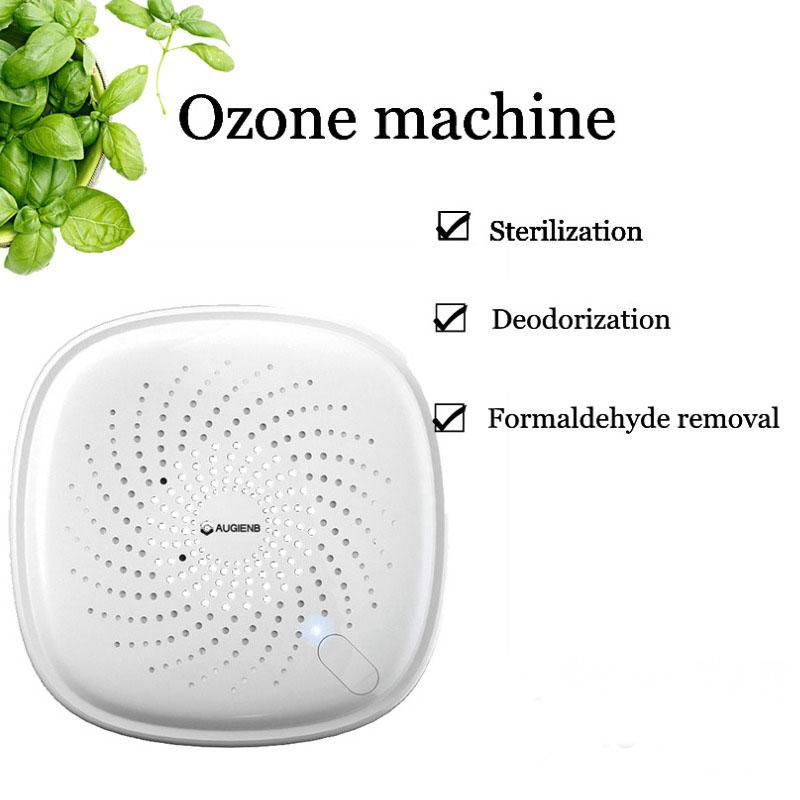 Air Purifier Ozone Generator Ionizer Smoke Remover Cleaner Room Sterilization 24