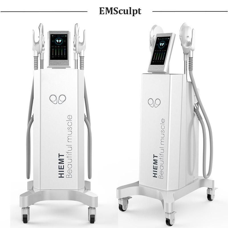 سريع السفينة Emsculpt العضلات تحفيز EMS التخسيس آلة 7 تيسلا كثافة البطن تنشيط العضلات التنغيم ABS تدريب والعتاد الجمال للياقة البدنية
