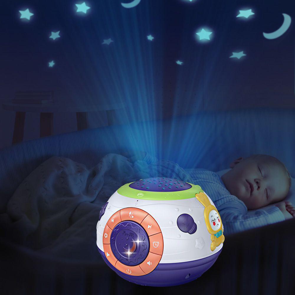 Starry Sky Night Light Projecteur Enfants Veilleuse Projecteur Enfants Sommeil de bébé Jouets Projecteur de Noël jouets pour les enfants T200622