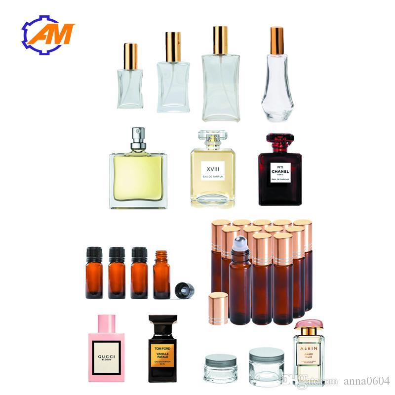 5-100ml Accuracy Digital Liquid Filling Machine LCD Display Perfume Drink Water Milk Filling Machine bottle vial filler