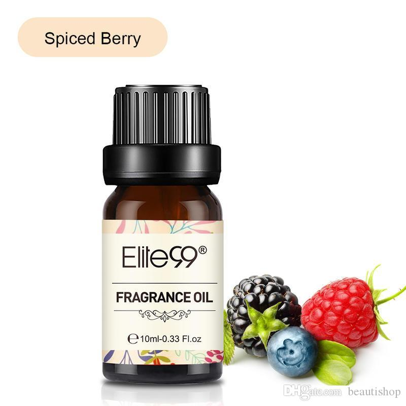 Elite99 10ml Spiced Berry Fragrance Oil Pure Natural Essential Oils For Aromatherapy Diffusers Ylang Ylang Ginger Rosemary