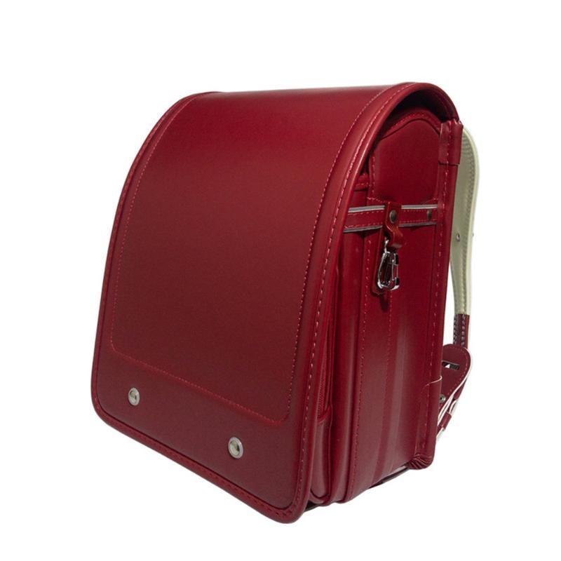 Japanese Waterproof Primary School Backpacks Mochila Feminina PU Leather Backpack For Teenagers Girls Women Rugzak Schoolbag