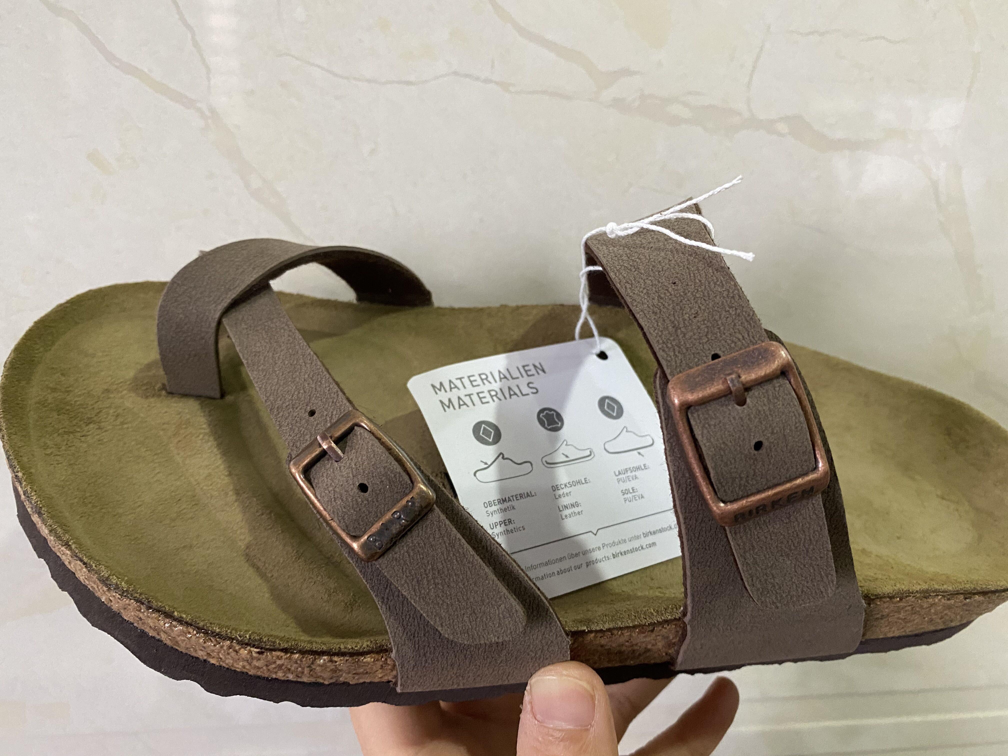 2020 14 couleurs Mayari Arizona Hot vendre Boulaq été Hommes Femmes flats pantoufles de sandales en liège unisexe chaussures de sport imprimer des couleurs mélangées taille 34-47