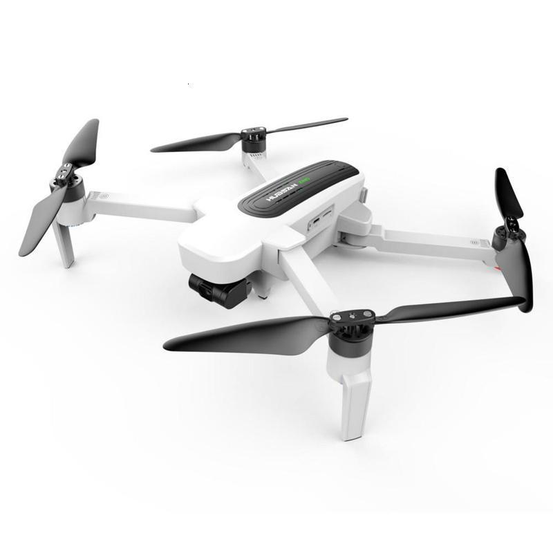 Hubsan H117S زينو GPS 5G 1KM طوي ذراع FPV مع 4K UHD الكاميرا 3-محور انحراف RC الطائرة بدون طيار كوادكوبتر RTF السامي سرعة الأبيض T191016
